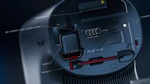 Truck for Audi Plan B