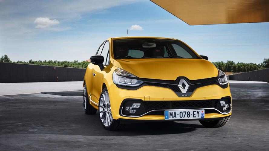 Renault Clio RS pode dar lugar a inédito Zoe RS