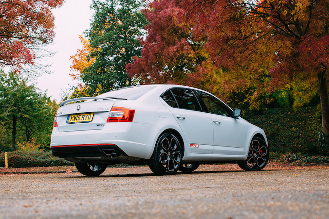 Skoda Could Bring Its High-Performance 'vRS' Vehicles to the U.S.