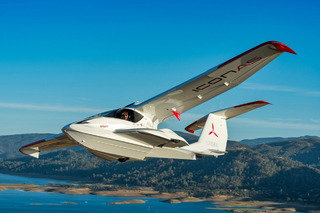 This Private Plane is So Small It Will Fit in Your Driveway