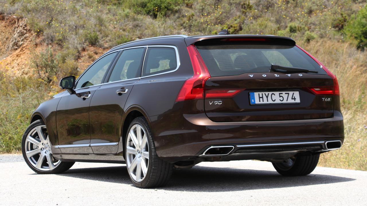 Review 2017 Volvo V90
