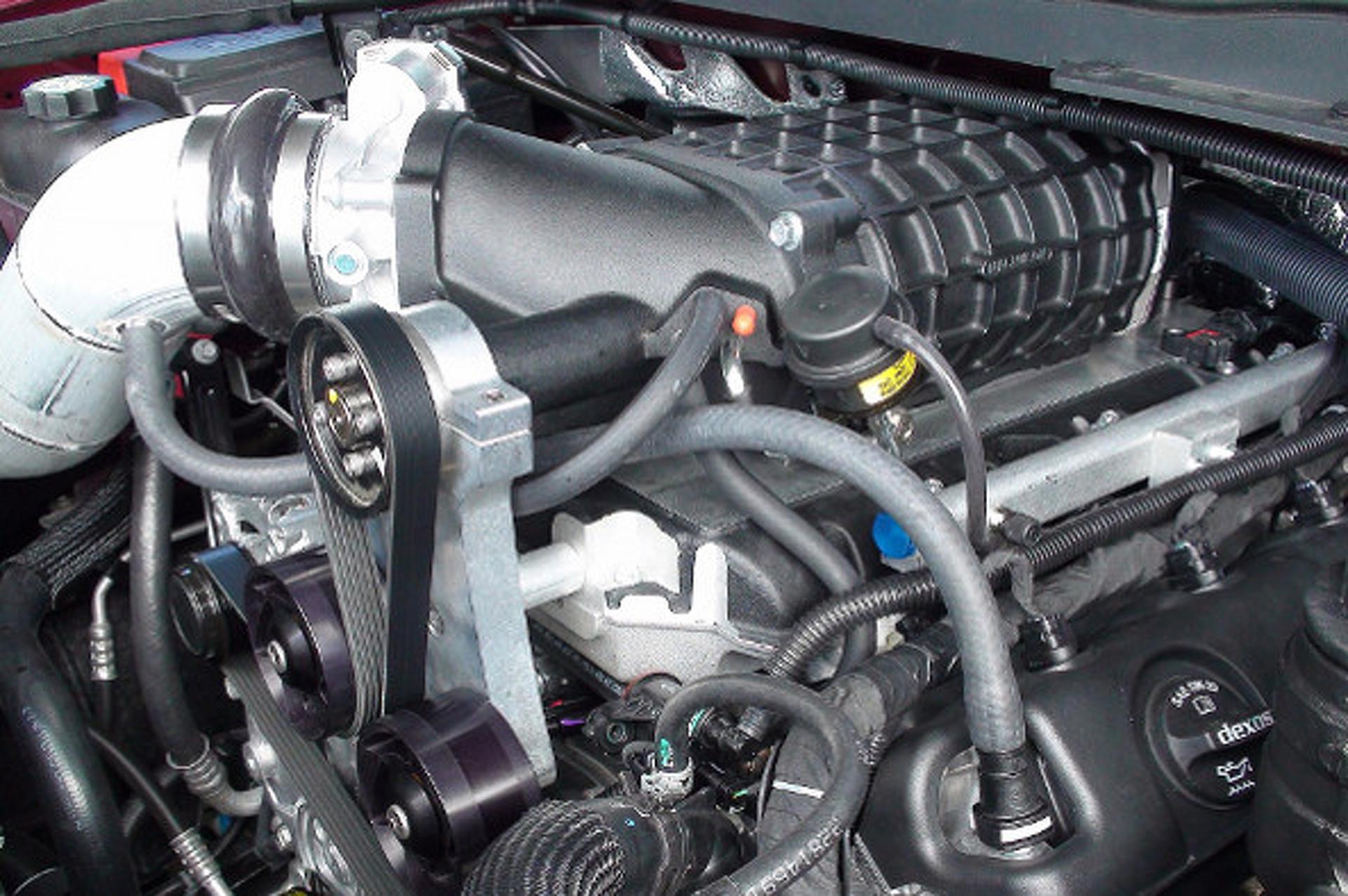 Tuner Truck: Lingenfelter Tunes the Chevrolet Silverado