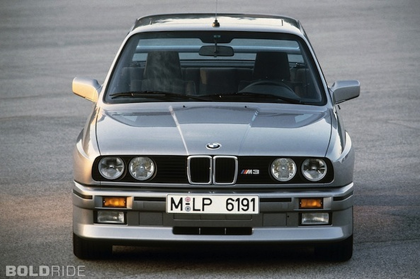 The Timeless BMW M3 E30 Coupe