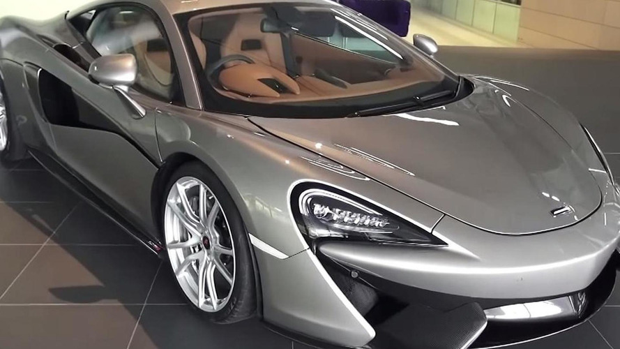 McLaren 570S returns in walkaround video presentation