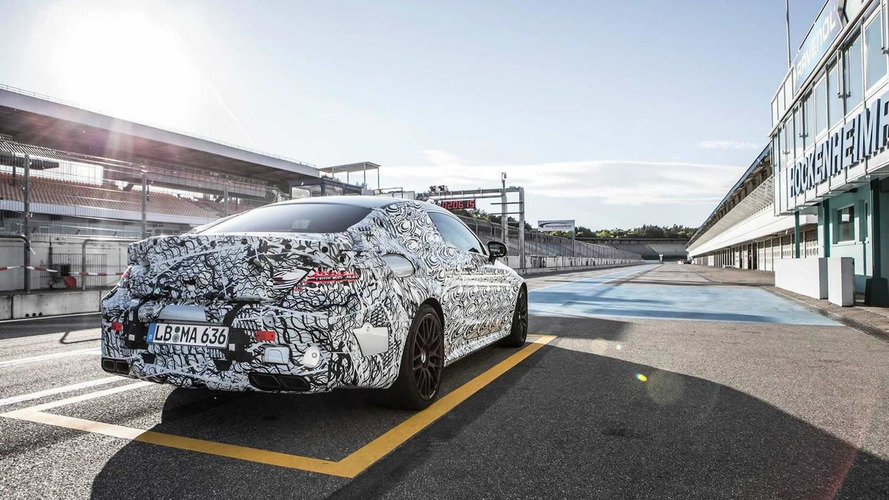 Mercedes-AMG drops another teaser for C63 Coupe