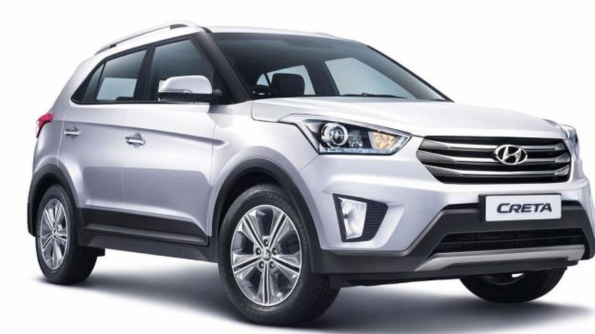 Hyundai Creta Goes Official