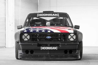Ken Block Unveils Gymkhana 8 Ford Escort RS