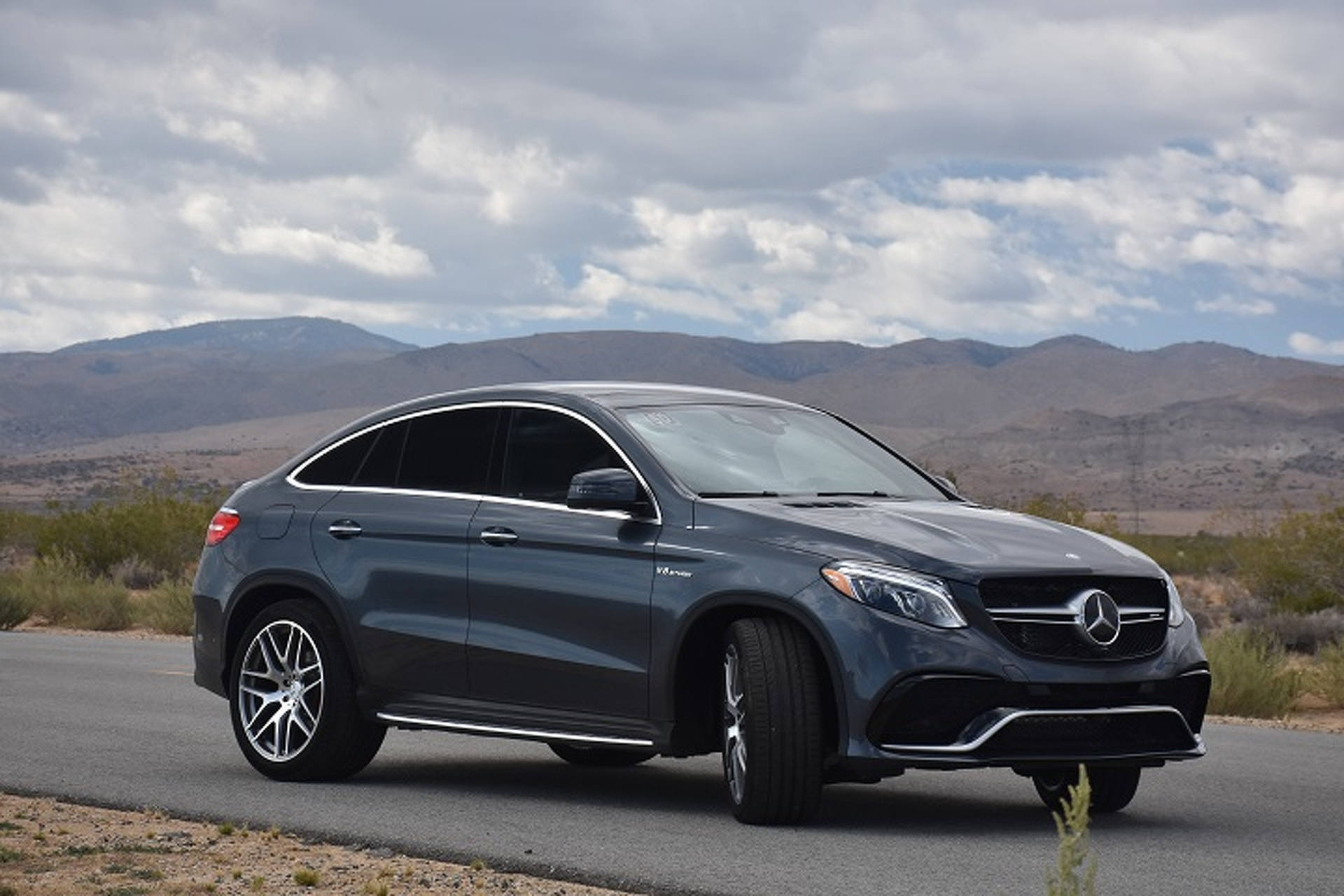 The Mercedes Benz Gle 63 Amg S Coupe Defies Physics First Drive