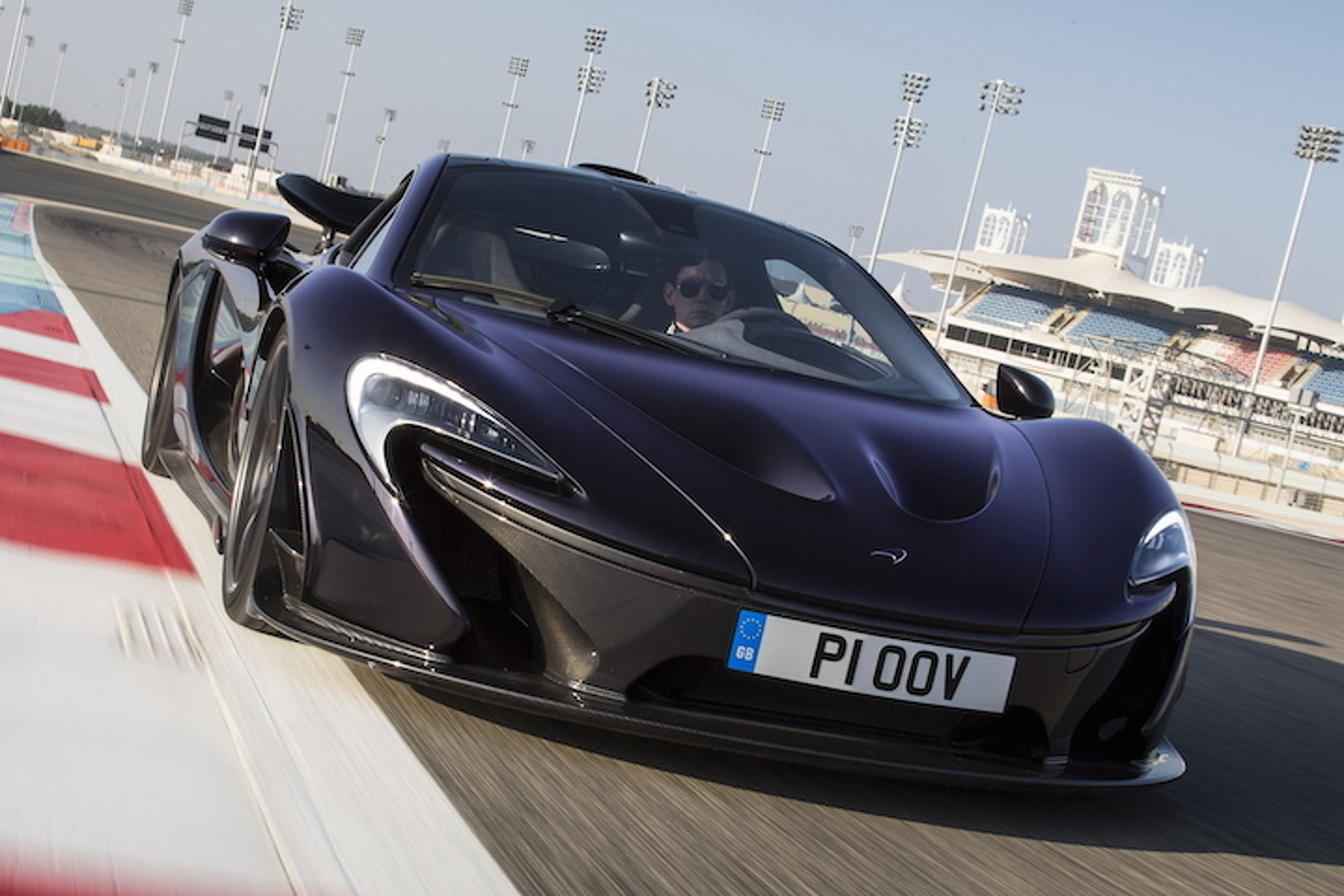 The McLaren P1 Was Inspired by a Fish