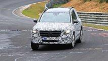 Mercedes GLB-Serisi Nürburgring Casus Fotoğrafları