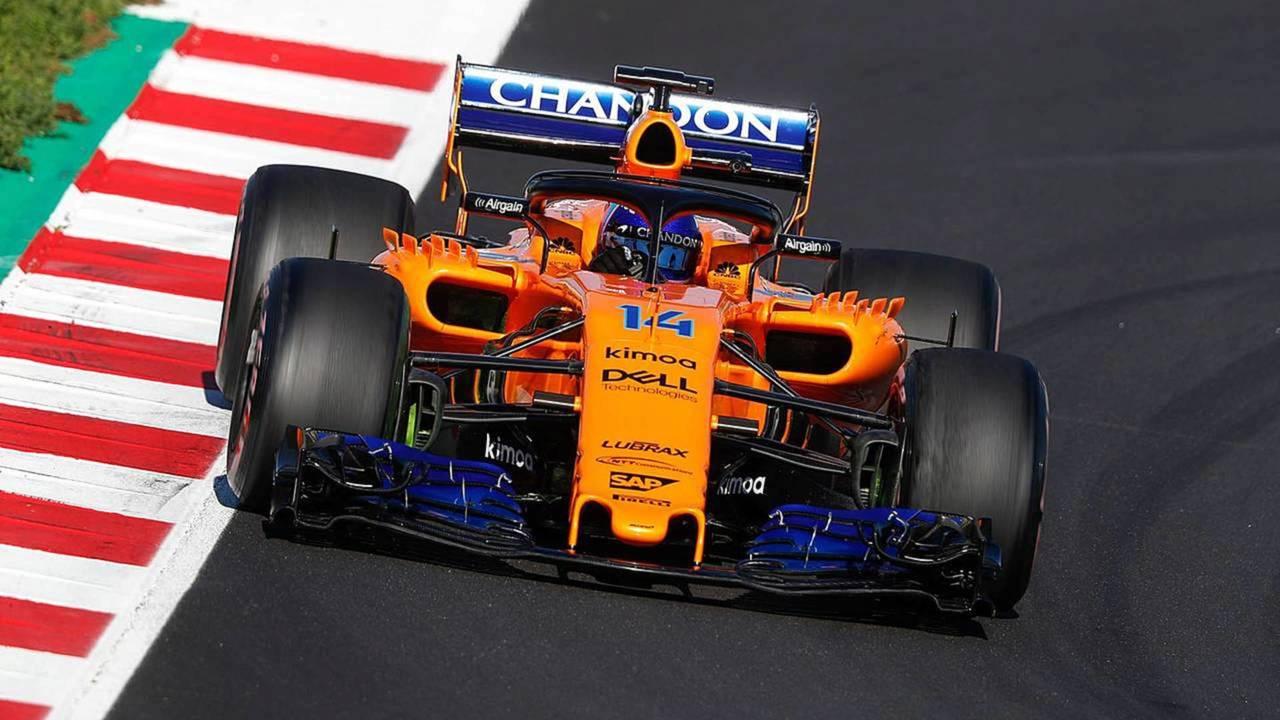 McLaren MCL 33 (2018)