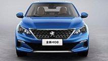 Peugeot 408 2019 - China