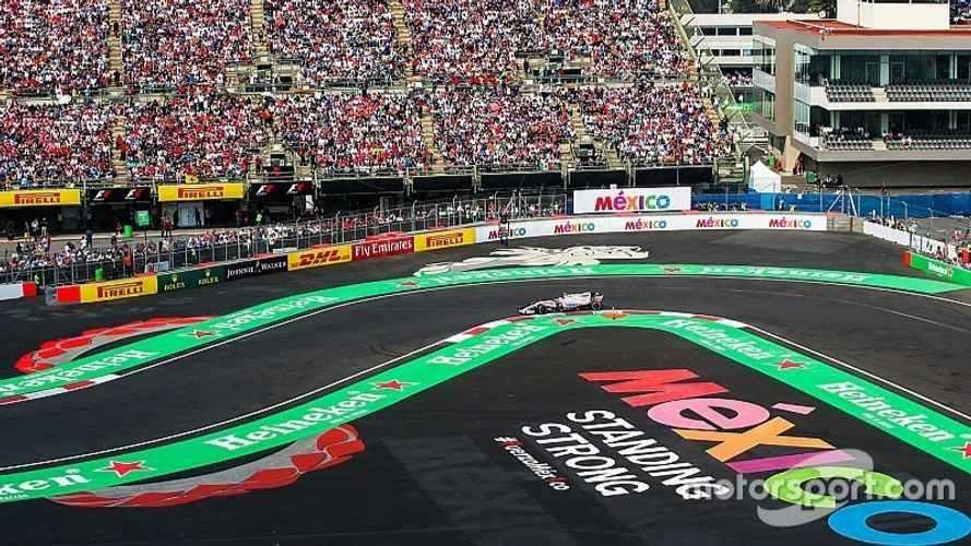 Formel 1 Mexiko 2018: Programm Live-TV und Live-Stream