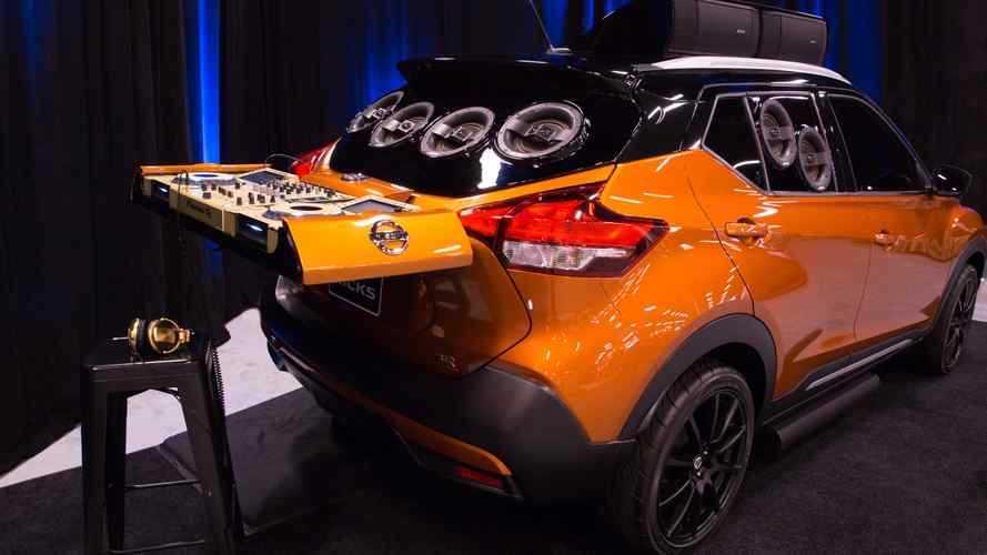 Nissan Vehicles At the 2018 SEMA Show