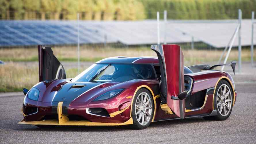 Koenigsegg  Agera RS successor limited to 125-unit run