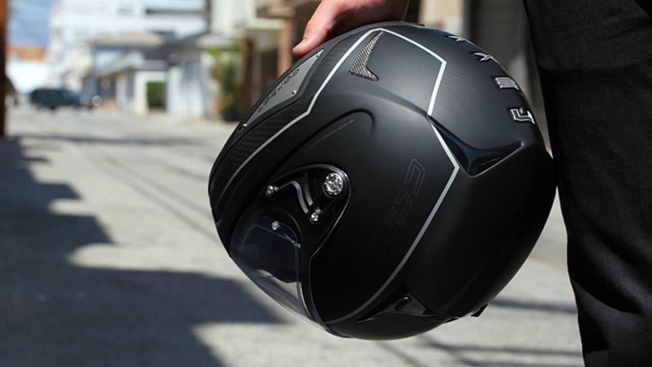 Nexx XR1R Carbon: the nicest helmet ever