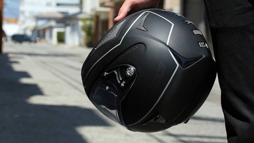 Nexx XR1R Carbon: the nicest helmet ever