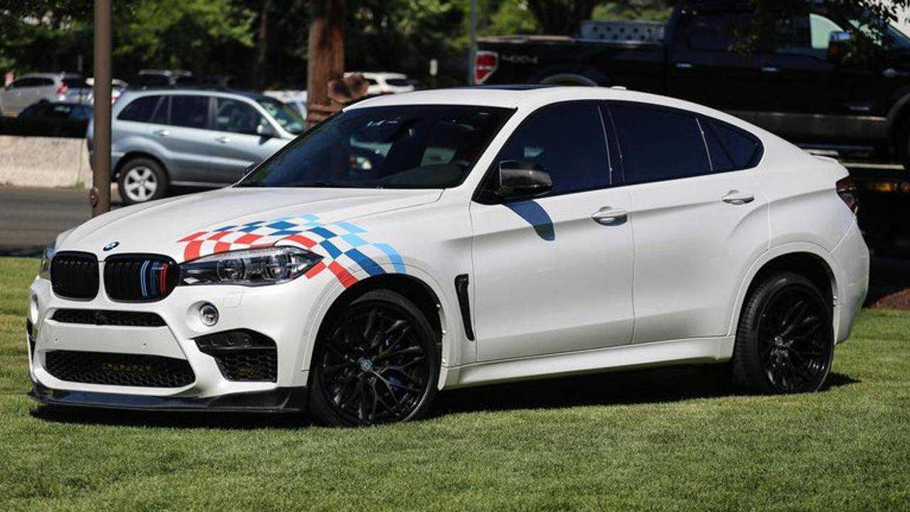 2018 BMW X6M - $128,999