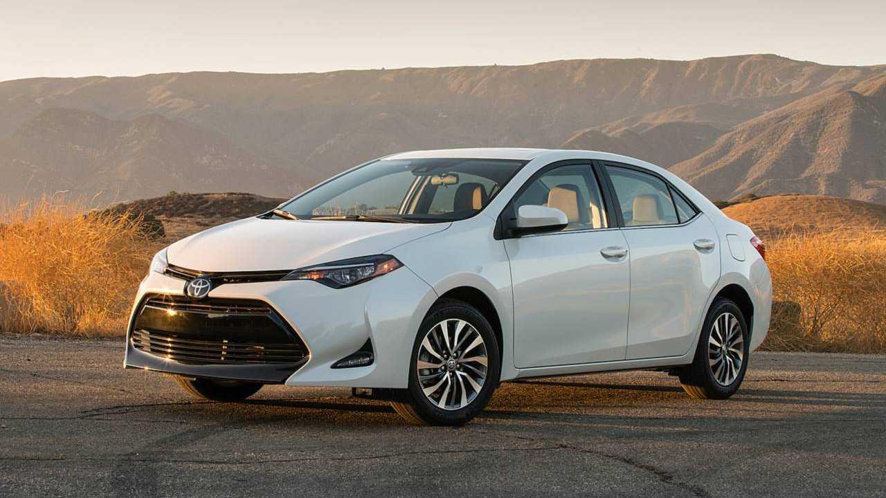 8. Toyota Corolla: 34.9 days