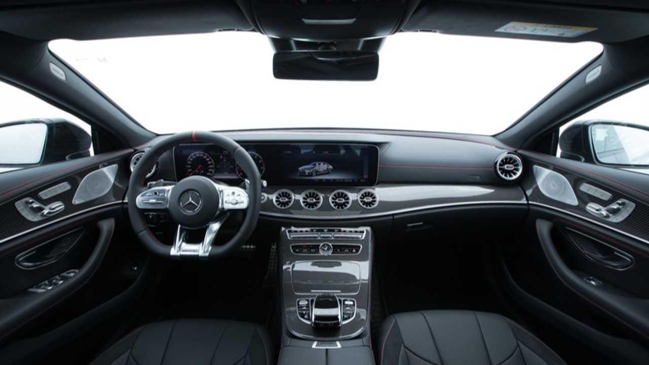 Mercedes-Benz CLS 53 AMG BR
