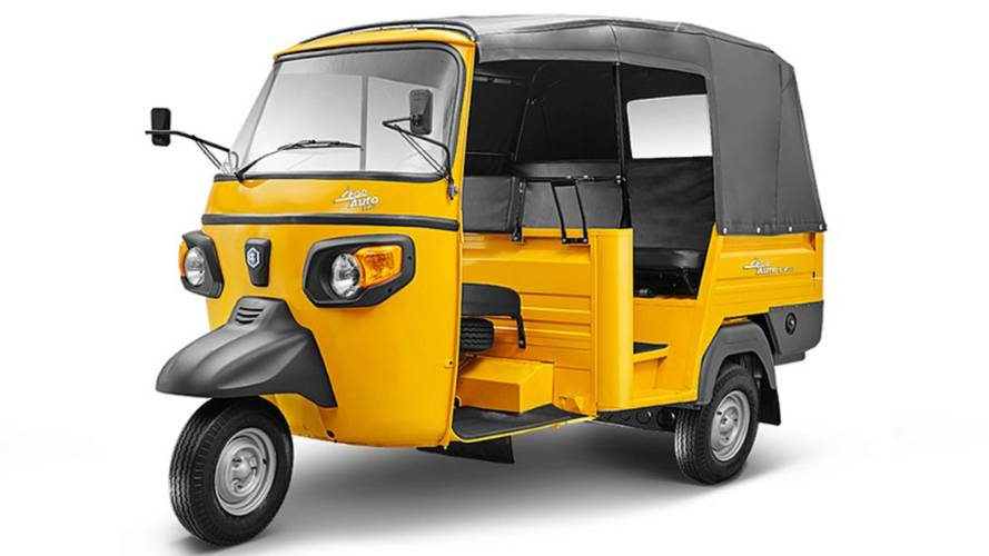 Piaggio India Launches Alt-Fuel Powered Ape