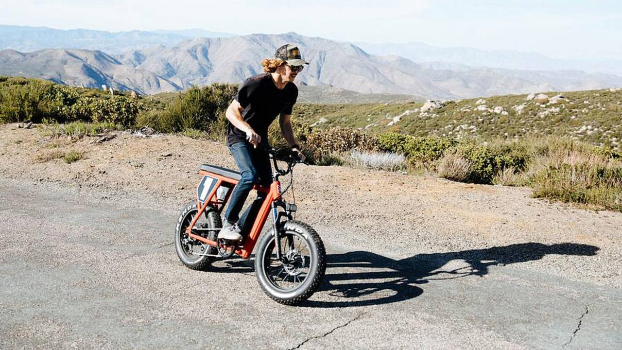 Scrambler All The Things, Even E-Bikes
