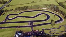 Home with go-kart track
