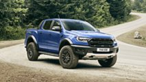 Ford Ranger Raptor Euro Spec