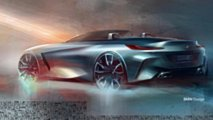BMW Z4 First Edition Skteches
