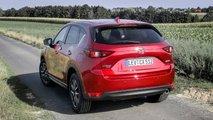 Mazda CX-5 Skyactiv-D Test