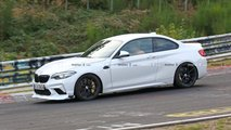Prototype BMW M2 CS/CSL