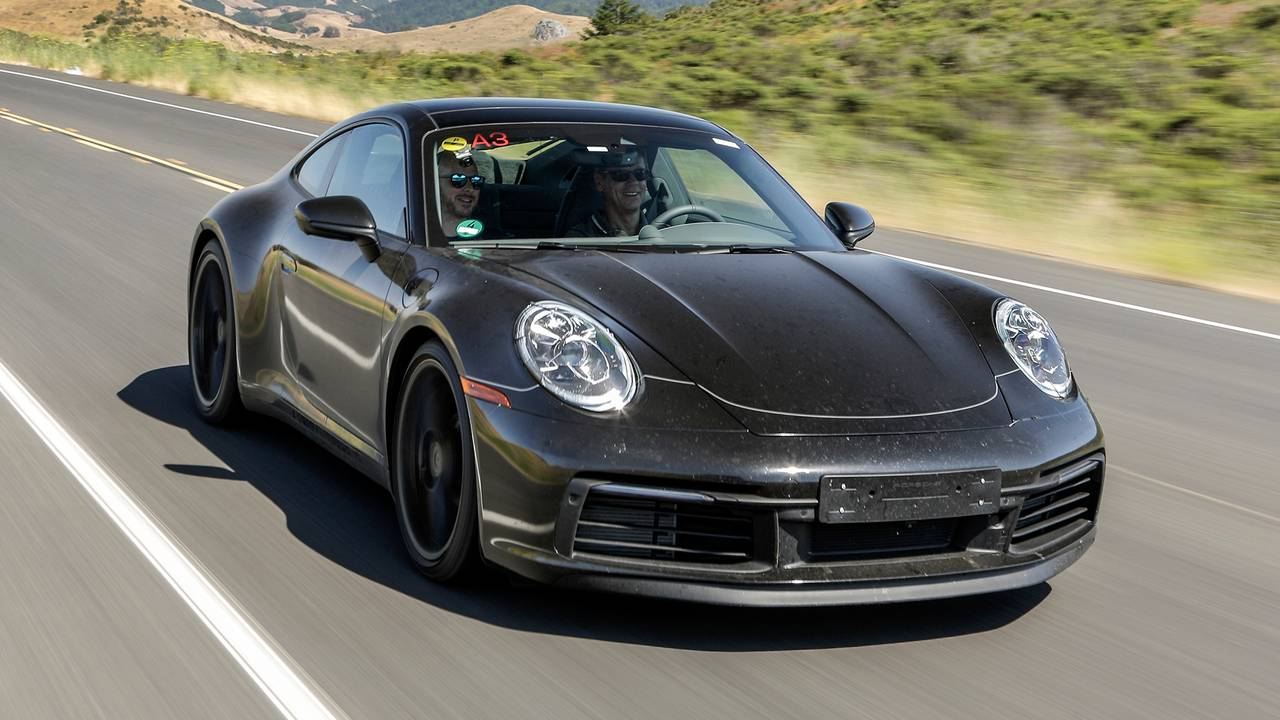 2020 Porsche 911 Prototype Lead Image
