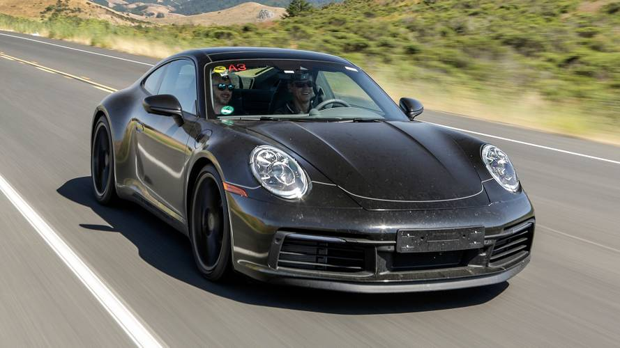 2020 Porsche 911 Carrera S Ride Along: A Sneak Peek At An LA-Bound Treat