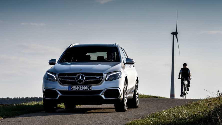 """Mercedes GLC F-CELL, la prima a idrogeno """"bi-elettrica"""" è un'ibrida plug-in"""
