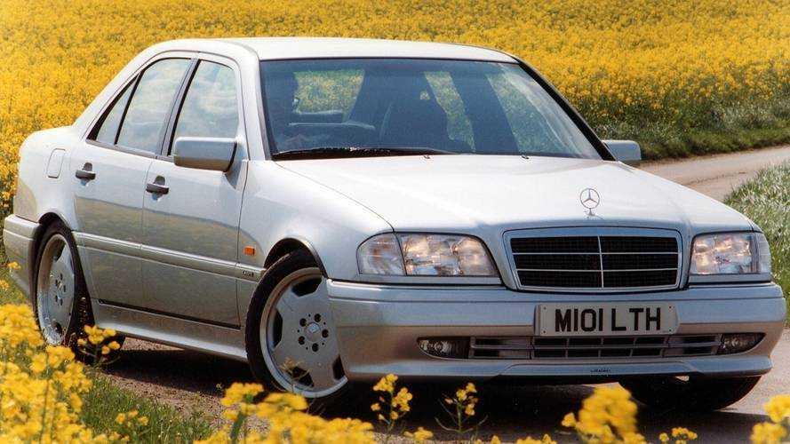 Mercedes C36 AMG, 25 anni e tanti significati