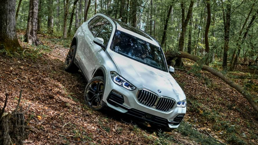 Photos de l'essai du BMW X5 30d