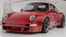 Gunther Werks Modified Porsche 911 993 Generation in Solar Red