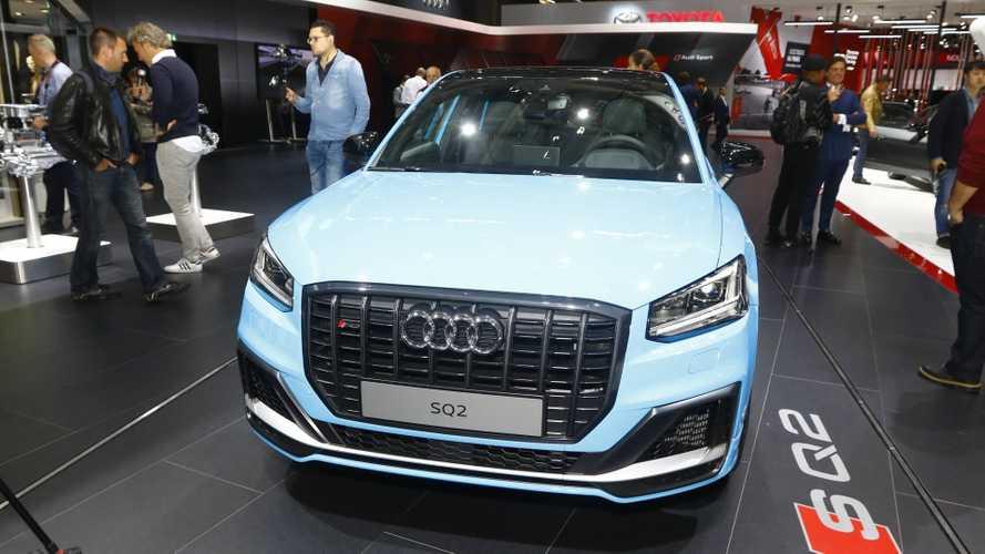 Audi SQ2 2019, en vivo desde el salón de París