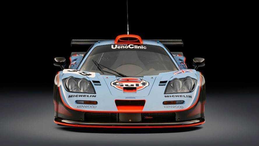 McLaren dévoile une F1 GTR entièrement restaurée, et un nouveau processus de certification