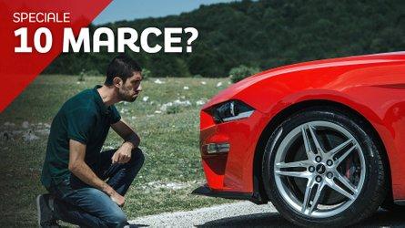 Ford Mustang, un cambio a 10 marce cambia la guida?