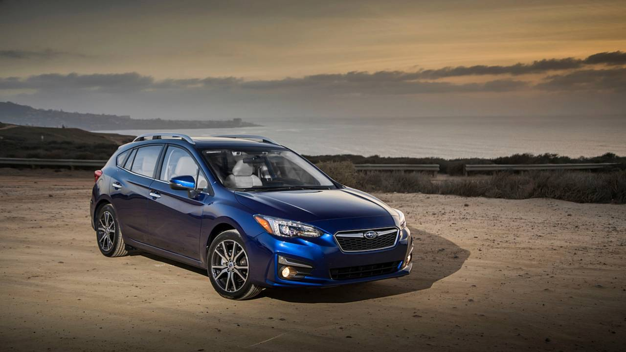 Small Car: Subaru Impreza Hatchback