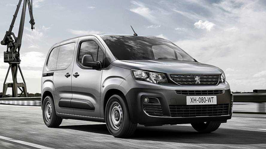 Der neue Peugeot Partner ist ab sofort bestellbar
