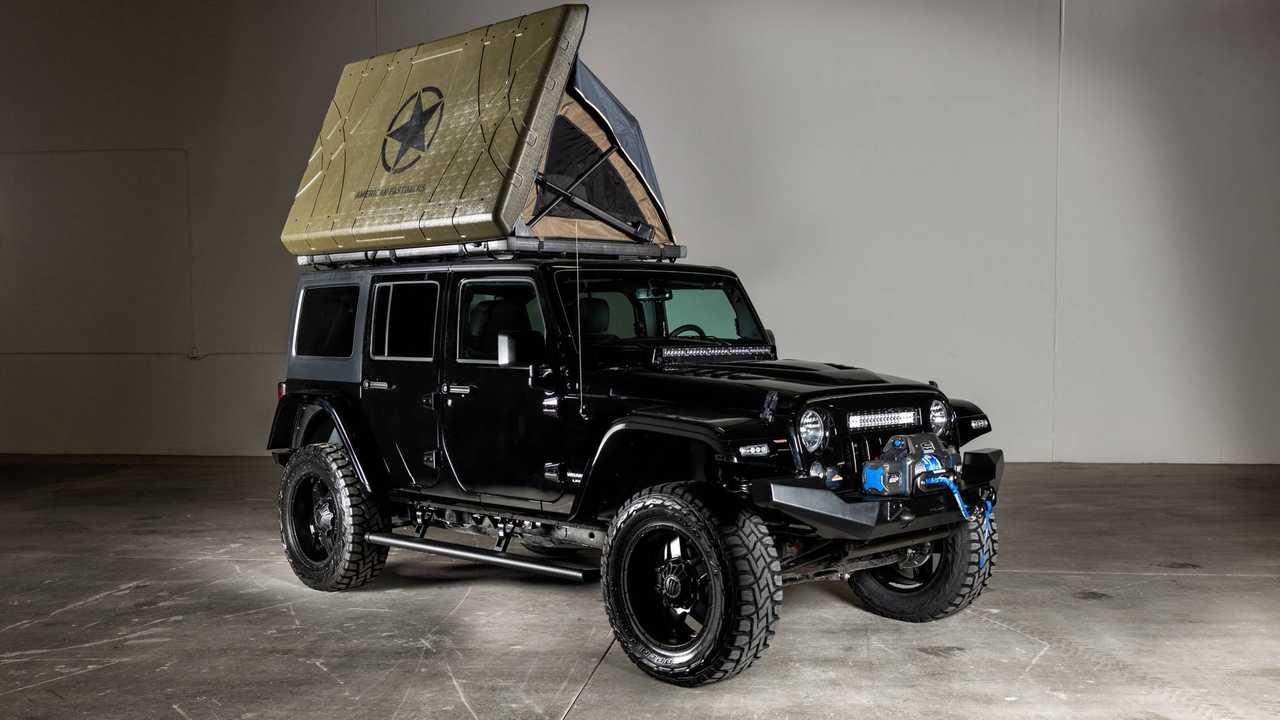 Jeep Wrangler Badlands By American Fastbacks