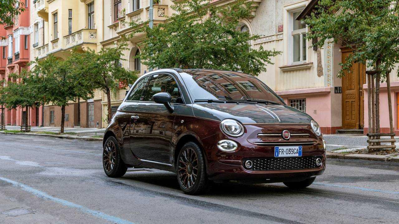 Fiat 500 collezione Automne