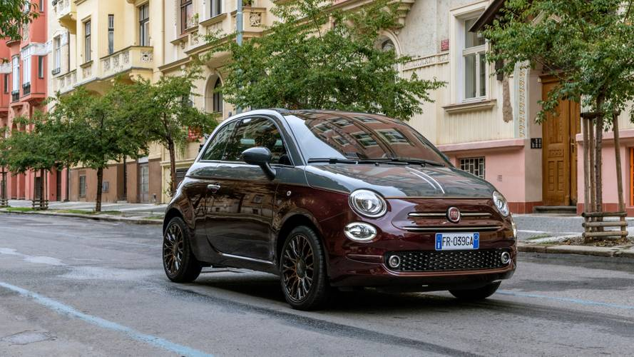 Fiat 500 Collezione styled by L'Uomo Vogue