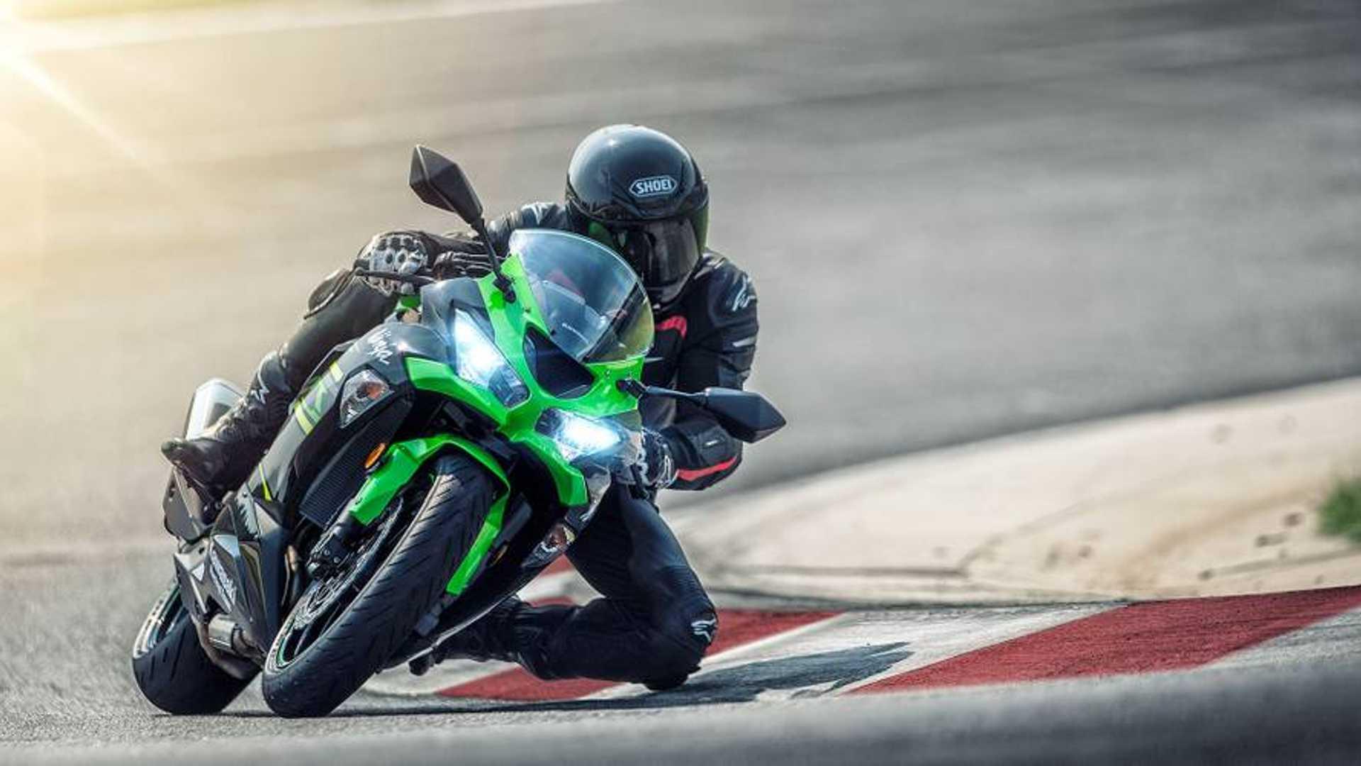 Kawasaki Unveils All New Ninja Zx 6r For Under 10k
