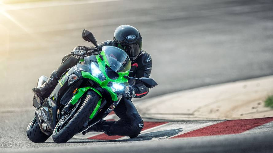 Kawasaki Unveils All-New Ninja ZX-6R For Under $10K