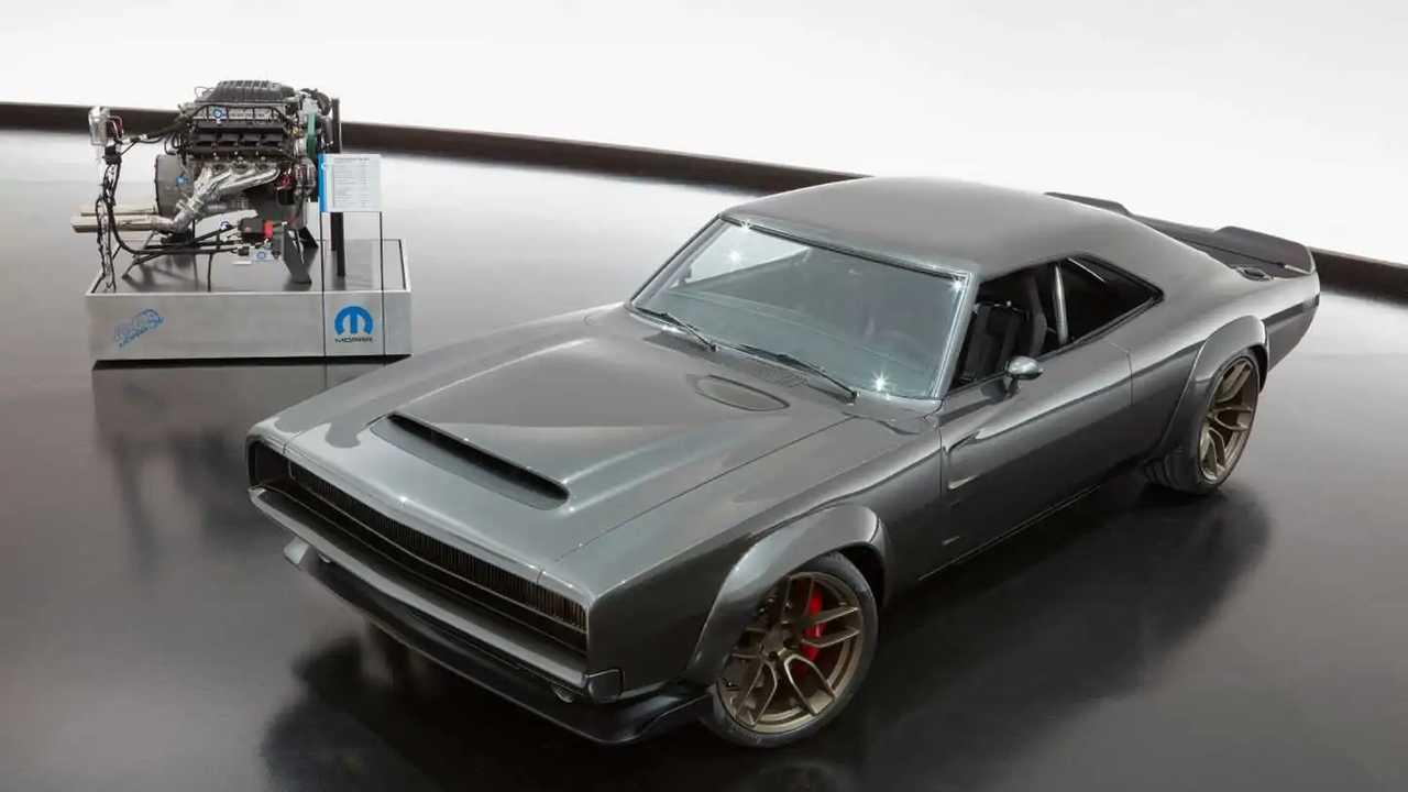 Dodge Super Charger Concept
