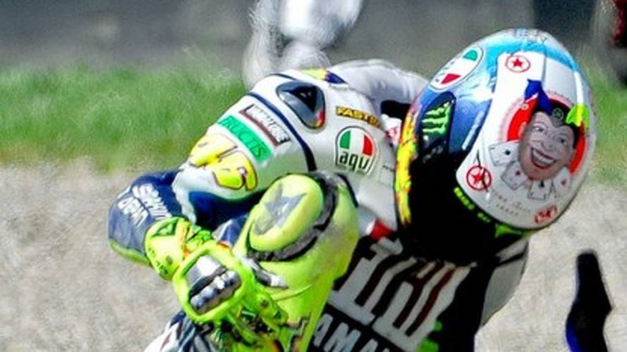 Dainese's airbag and the two biggest crashes of 2010
