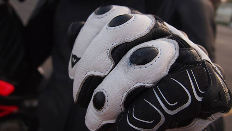 Gear: Dainese 4-stroke gloves